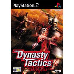 Dynasty Tactics [ENG] (Używana) PS2