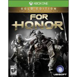 For Honor Gold Edition[POL] (nowa) (XONE)