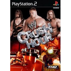 WWE CRUSH HOUR[ENG] (używana) (PS2)