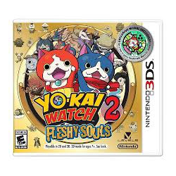YO-KAI WATCH 2 FLESHYSOULS[ENG] (nowa) (3DS)