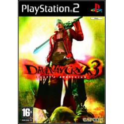 DEVIL MAY CRY 3 DANTE'S AWAKENING-Edycja Specjalna [ENG] (Używana) PS2