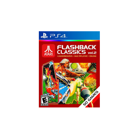 ATARI FLASHBACK CLASSIC VOL 2[ENG] (nowa) (PS4)