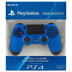 PlayStation DualShock 4 Wireless Controller Blue (używana) (PS4)
