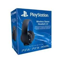 Słuchawki SONY PlayStation Wireless Stereo Headset 2.0  (używana) (PS4)