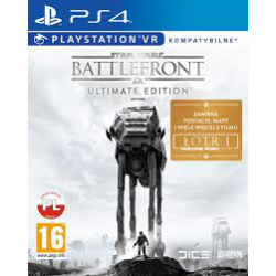 STAR WARS BATTLEFRONT ULTIMATE EDITION[POL] (nowa) (PS4)