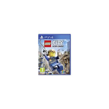 LEGO CITY UNDERCOVER TAJNY AGENT[POL] (nowa) (PS4)