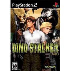 Dino Stalker [ENG] (Używana) PS2
