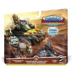 SKYLANDERS SUPERCHARGERS COMBO PACK  (nowa)
