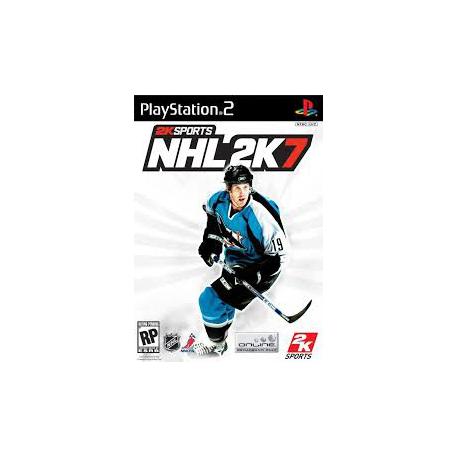 NHL 2K7[ENG] (używana) (PS2)