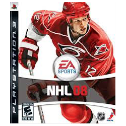 NHL 08[ENG] (używana) (PS3)