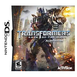 Transformers: Dark of the moon AUTOBOTS [ENG] (nowa) (NDS)