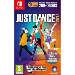 JUST DANCE 2017[ENG] (używana) (Switch)