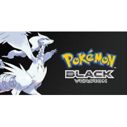 POKEMON BLACK[ENG] (używana) (NDS)