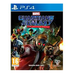 GUARDIANS OF THE GALAXY THE TELLTALE SERIES[ENG] (nowa) (PS4)