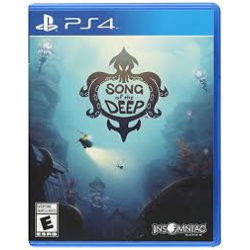 SONG OF THE DEEP[ENG] (nowa) (PS4)
