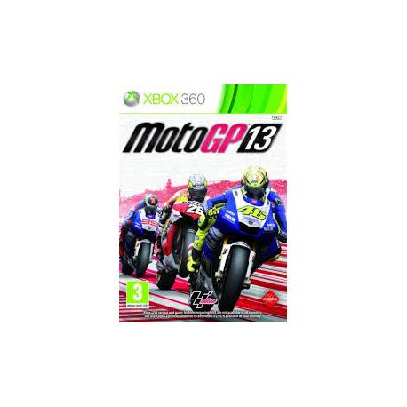 MOTOGP 13[ENG] (używana) (X360)