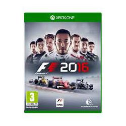 F1 2016[ENG] (używana) (XONE)