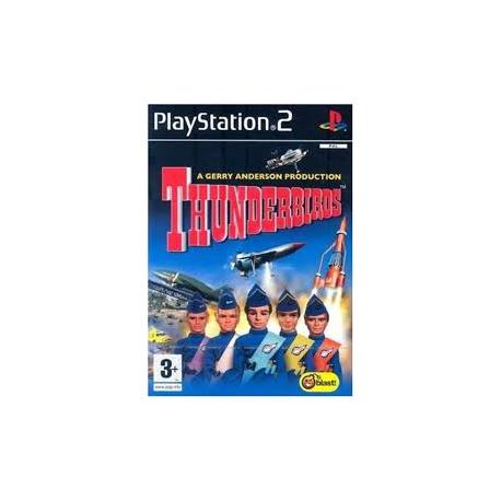THUNDERBIRDS[ENG] (używana) (PS2)