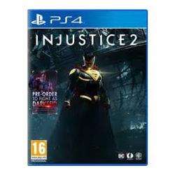 INJUSTICE 2[POL] (używana) (PS4)