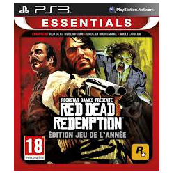 RED DEAD REDEMPTION GAME OF THE YEAR EDITION[ENG] (nowa) (PS3)