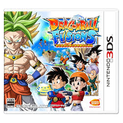 DRAGONBALL FUSION[ENG] (nowa) (3DS)