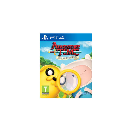 ADVENTURE TIME FINN JAKE INVESTIGATIONS[ENG] (nowa) (PS4)