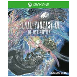 FINAL FANTASY XV DELUXE EDITION[ENG] (nowa) (XONE)