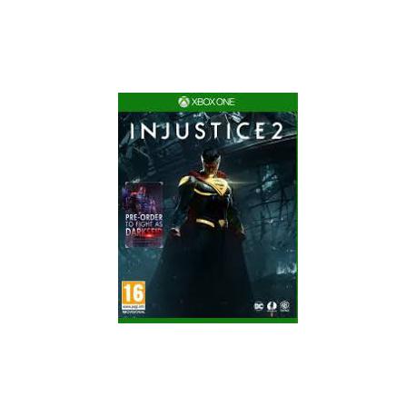 INJUSTICE 2[POL] (nowa) (XONE)