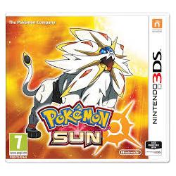 POKEMON SUN[ENG] (używana) (3DS)