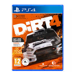 DIRT 4[POL] (nowa) (PS4)