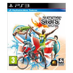SUMMER STARS 2012[ENG] (używana) (PS3)