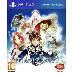 TALES OF ZESTIRIA[ENG] (używana) (PS4)