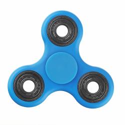 fidget spinner - Hand Spinner 7,6 cm / 54g - niebieski (nowa)