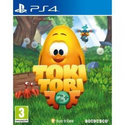 TOKI TORI  2+[ENG] (używana) (PS4)