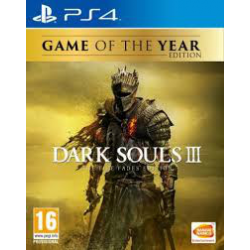 DARK SOULS III THE FIRE FADES EDITION[POL] (używana) (PS4)
