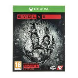 EVOLVE[ENG] (używana) (XONE)