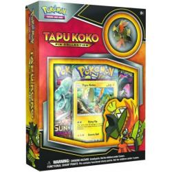POKEMON: Tapu Koko Pin Collection[ENG] (nowa)