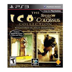 THE ICO & SHADOW OF THE COLOSSUS[ENG] (używana) (PS3)
