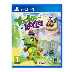 YOOKA-LAYLEE[ENG] (używana) (PS4)