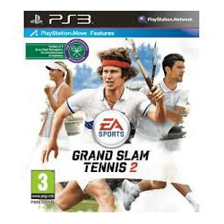 GRAND SLAM TENNIS 2[ENG] (używana) (PS3)