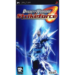DYNASTY WARRIORS STRIKEFORCE[ENG] (używana) (PSP)
