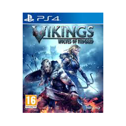 VIKINGS WOLVES OF MIXARD[POL] (używana) (PS4)