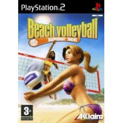 BEACH VOLLEYBALL SUMMER HEAT[ENG] (używana) (PS2)