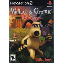 WALLACE & GROMIT IN PROJECT ZOO[ENG] (używana) (PS2)