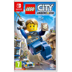 LEGO TAJNY AGENT[ENG] (używana) (Switch)