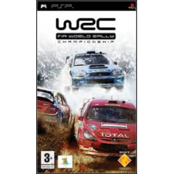 WRC[ENG] (używana) (PSP)