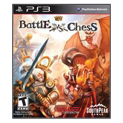 BATTLE VS CHESS[POL] (używana) (PS3)