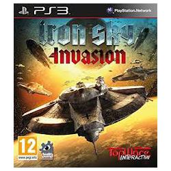 IRON SKY INVASION[POL] (używana) (PS3)