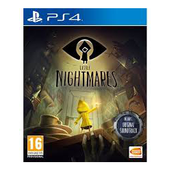 LITTLE NIGHTMARES[POL] (używana) (PS4)