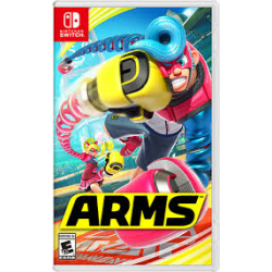 ARMS[ENG] (nowa) (Switch)